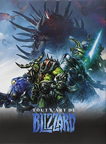 Tout l'art de Blizzard par Collectif