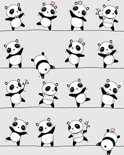 Panda Grau 100{9430baa9727fdc7b4cc885e16f877269cc055260e8f049c61deb4d267bd8b2f7} Baumwolle Baumwollstoff Kinder Kinderstoff Meterware Handwerken Nähen Stoff Tiermotiv 100x160cm 1 Meter (Panda Grau)