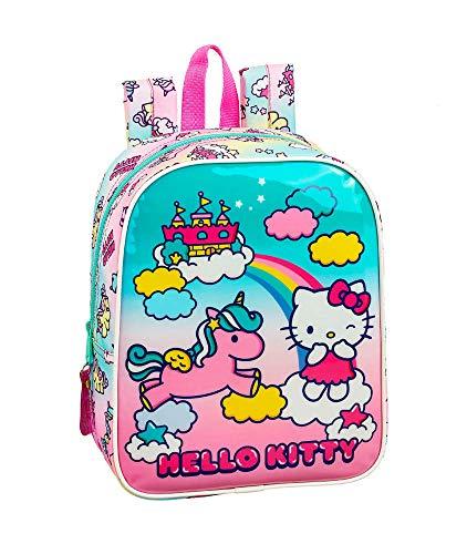 icorns Kindergarten-Rucksack für Mädchen, anpassbar ()