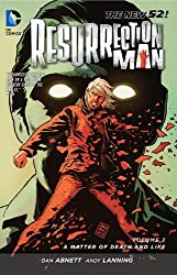 Resurrection Man Vol. 2: A Matter of Death and Life (The New 52) by Dan Abnett (2013-06-18)