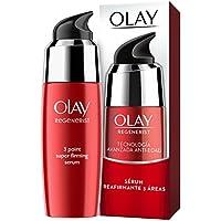 Olay Regenerist 3 Áreas Sérum Anti-Edad Reafirmante Ultraligero, da Firmeza y Reduce el Aspecto de las Arrugas - 50 ml