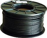 100 m Sytronic 75100 AKZ 3-S SAT + BK HIGHEND Koaxialkabel für den Einsatz im Außenbereich Erdkabel UV-stabil 7 mm RG6 (1.0/4.6/6.8) 75 Ohm Class A+ PE schwarz mit Meteraufdruck