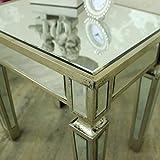 verspiegelt Classique–Lampe Tisch -