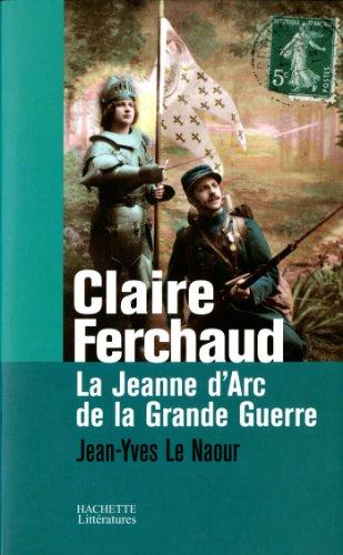 Claire Ferchaud (Histoire)