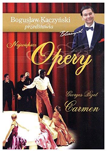 Bogusław Kaczyński Przedstawia: Opery 07: Carmen [DVD] (Keine deutsche Version) -