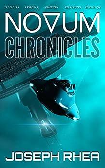 Novum Chronicles: (The Complete Novum Series) (English Edition) di [Rhea, Joseph]