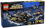 Lego 76034 - DC Comics Super Heroes - La Poursuite en Batboat dans Le Port
