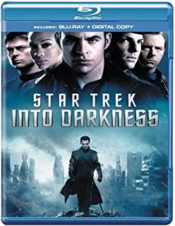 Star Trek Into Darkness (Blu-ray) [Region Free] (B009934S5M) | Amazon Products