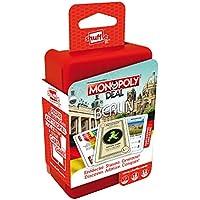 ASS Altenburger 22503321Shuffle Monopoly Deal City Trip–Berlin
