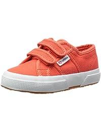 Chaussures De Sport Estamico Toile Enfants Haut-dessus, Eur33 Jaune