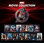 Mega Collection of 13 Movies from the Marvel Cinematic Universe:Marvel's The Avengers, Avengers: Age of Ultron, Iron Man, Iron Man 2, Iron Man 3, Thor, Thor 2, Captain America: The First Avenger, Captain America: The Winter Soldier, Captain America: ...