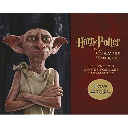 Harry Potter et la Chambre des secrets, le coffret de cartes postales