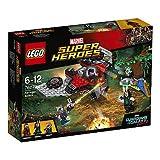Lego – Marvel Super Heroes – 76079 – Gardiens de la Galaxie – L'Attaque du Ravageur