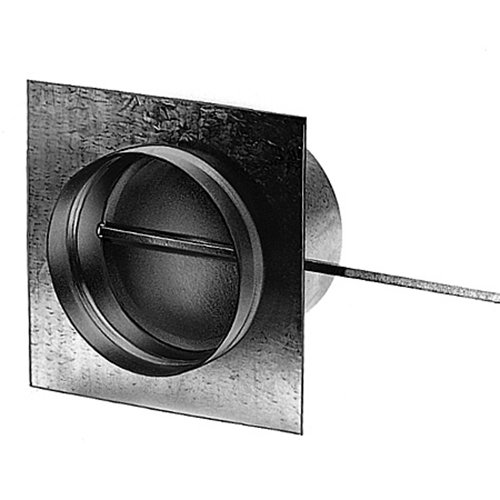 Kamintür k30//4 Galvanisé vierkantverschluss Einbaumaß 200x300mm