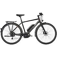 Ortler Munich - Bicicletas eléctricas de Trekking - Negro Mate Tamaño del Cuadro ...