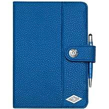 Wedo Trendset - Funda para Apple iPad Mini con lápiz táctil, azul
