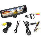Pyle PLCMDVR5 Caméra de Recul avec Moniteur LCD Noir