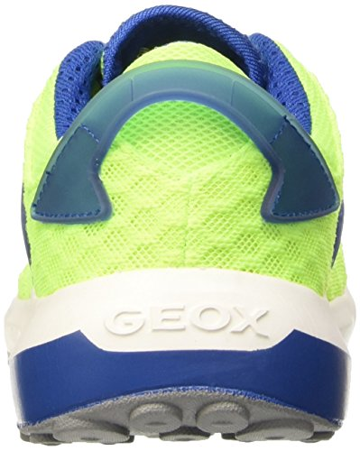 Geox J Asteroid A Jungen Sneaker Jaune (C2Hk4)
