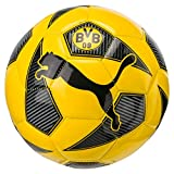 Puma BVB Fan Mini Ball Fußball, Night Sky
