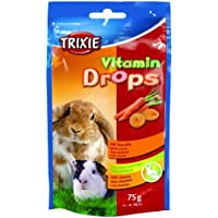 Trixie Carrot Vitamin Drops 75 g