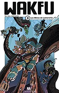 Wakfu Edition simple Tome 3
