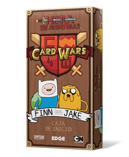 Hora de Aventuras - Finn contra Jake (Edge Entertainment EDGATCW01)