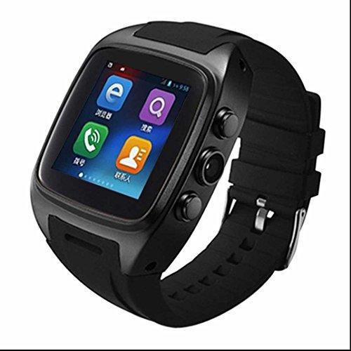 Smart Armband Bluetooth Smart Watch Herzfrequenzmesser,Outdoor Multifunktions Sport watch,Premium Stoßfänger Schutzkappe Schutzhülle Smart Armband Wristband für iPhone IOS und Android Smartphones