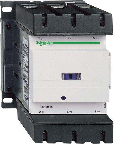 Schneider LC1D150P7 Leistungsschütz, 3P+1S+1Ö, 75kW/400V/AC3, 150A, Spule 230V 50/60Hz -