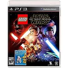 Warner Bros LEGO Star Wars: The Force Awakens PS3 Básico PlayStation 3 Inglés vídeo - Juego (PlayStation 3, Acción / Aventura, Modo multijugador, E10 + (Everyone 10 +))