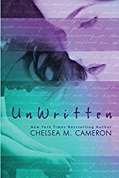 UnWritten by Chelsea M. Cameron (2014-06-19)