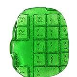 Cuitan Universal Weich Kristall Gel Staub-Reiniger für Tastaturen (Farbe: Zufall versendet), Wiederverwendbare Dust Remover Cleaner / Tastaturreiniger für Desktops / Laptops / Computer (1 Stück)