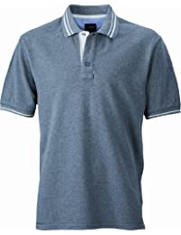 JAMES & NICHOLSON Poloshirt Men's Lifestyle - Polo - Homme