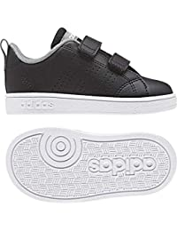 best cheap d31bb de94a Adidas Vs Advantage Clean Cmf Inf Baskets Basses, Mixte Bébé, blanc, 25 EU
