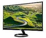 Acer R271bmid 69 cm (27 Zoll) Monitor (VGA, DVI, HDMI, Full HD 1920 x 1080, 4ms Reaktionszeit, EEK A+) schwarz