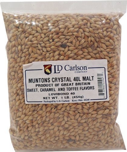 Muntons Crystal 40L Malt by Home Brew Ohio - Crystal Malt