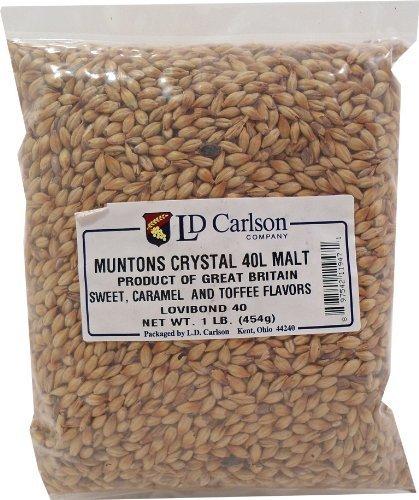 Muntons Crystal 40L Malt by Home Brew Ohio - Malt Crystal