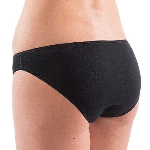 HERMKO 17032 Damen Mini-Slip softweich Dank Modal, Größe:48/50 (XL), Farbe:Cream (hautfarben) - 3