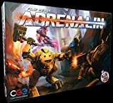 Czech Games Edition CGED0028 Adrenalin Brettspiel