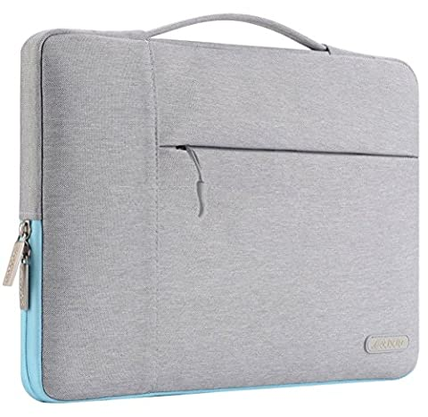 MOSISO Polyester Fabric Multifunctional Sleeve Briefcase Handbag Case Cover for