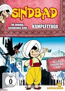 Sindbad - Komplettbox [6 DVDs]