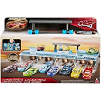Cars -  Coffret de Jeu Mega Lanceur, FLK12