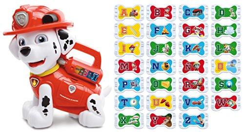 VTech-80-190422 Disney abecedario Interactivo Patrulla Canina (3480-190422)