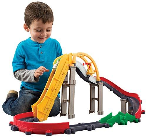 Image of Chuggington Stack Track Working Wheels Set