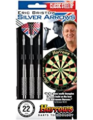 Harrows Eric Bristow Silver Arrows Fléchettes