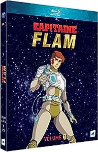 Capitaine Flam - Volume 1 - Épisodes 1 à 16 [Édition remasterisée]