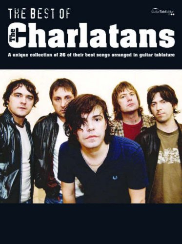 The Best of the Charlatans: (Guitar Tab) (Gtab)