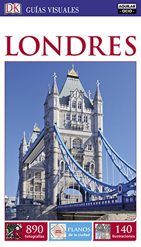 Londres (Guías Visuales) (GUIAS VISUALES) por Varios autores