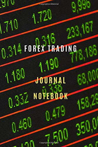 Forex Trading Planner Notebook Diary | Log | Journal For Recording job Goals, Daily Activities, & Thoughts ,History: Forex Trading workbook journal ... journal to progress in your trading profit