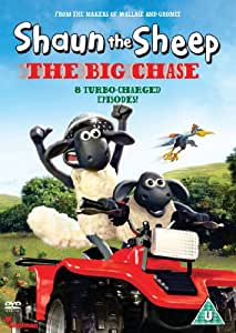 Shaun the Sheep - The Big Chase [DVD]