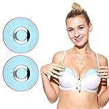 Buydaly elektrische Brust-Massager, Brust-Verbesserung Augmentation und Lift, Brust-Vergrößerung-Massage, Anti-Brust-hängende, unsichtbare drahtlose